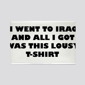 I went to Iraq and All I got was this Lousy T-Shir