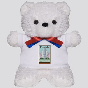 Travel Florida Teddy Bear