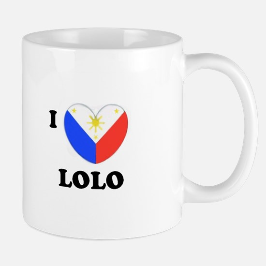 heartlolo Mugs