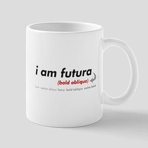i am futura Mug