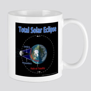 Total Solar Eclipse - 1, Mug