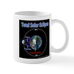 Total Solar Eclipse - 1, Mug