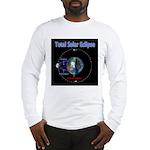 Total Solar Eclipse - 1, Long Sleeve T-Shirt