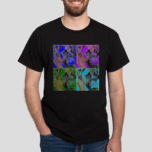 Jackson the Boxer - Multi 3 T-Shirt