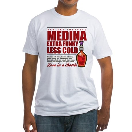 New Medina Fitted T-Shirt
