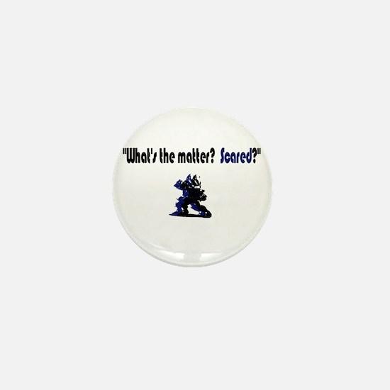 Scared Taunt Mini Button
