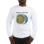 Old Eclipse #1, Long Sleeve T-Shirt