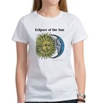 Old Eclipse #1, Women's T-Shirt