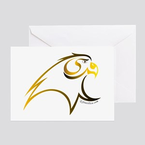 Mehdi Eagle ( Persian) Greeting Card