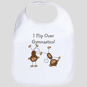 Flip Over Gymnastics Bib
