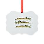 Muskellunge Ornament