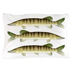 Muskellunge Pillow Case