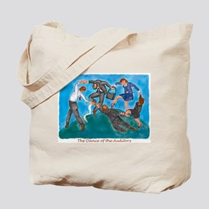Dance of the Auditors Tote Bag