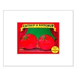 Produce Sideshow: Catsup Small Poster