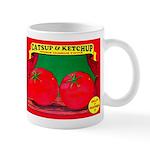 Produce Sideshow: Catsup Mug
