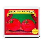 Produce Sideshow: Catsup Mousepad