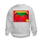 Produce Sideshow: Catsup Kids Sweatshirt