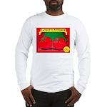 Produce Sideshow: Catsup Long Sleeve T-Shirt