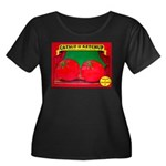 Produce Sideshow: Catsup Women's Plus Size Scoop N