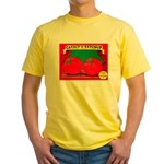 Produce Sideshow: Catsup Yellow T-Shirt