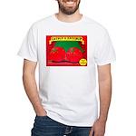 Produce Sideshow: Catsup White T-Shirt