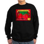 Produce Sideshow: Catsup Sweatshirt (dark)