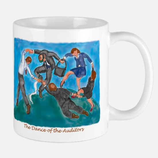 Dance of the Auditors Mug