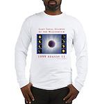 1999 Total Solar Eclipse Long Sleeve T-Shirt