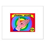 Produce Sideshow: Jumbo Olive Small Poster