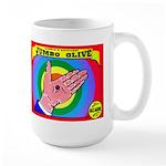 Produce Sideshow: Jumbo Olive Large Mug