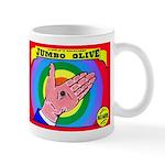 Produce Sideshow: Jumbo Olive Mug