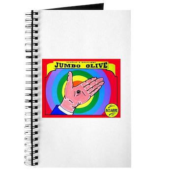 Produce Sideshow: Jumbo Olive Journal