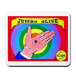 Produce Sideshow: Jumbo Olive Mousepad