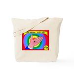Produce Sideshow: Jumbo Olive Tote Bag