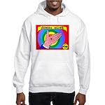 Produce Sideshow: Jumbo Olive Hooded Sweatshirt