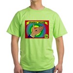 Produce Sideshow: Jumbo Olive Green T-Shirt