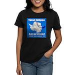 2003 Total Solar Eclipse Women's Dark T-Shirt