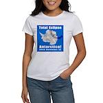2003 Total Solar Eclipse Women's T-Shirt
