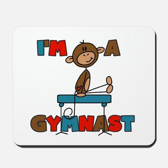 I'm a Gymnast Mousepad