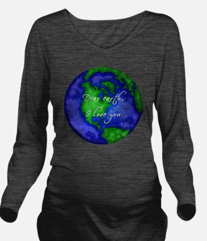 Unique Causes Long Sleeve Maternity T-Shirt