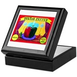 Produce Sideshow: Pepper Keepsake Box