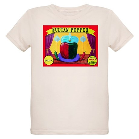 Produce Sideshow: Pepper Organic Kids T-Shirt