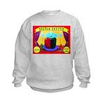 Produce Sideshow: Pepper Kids Sweatshirt