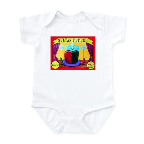 Produce Sideshow: Pepper Infant Bodysuit