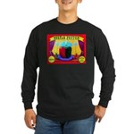 Produce Sideshow: Pepper Long Sleeve Dark T-Shirt