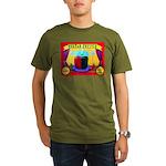 Produce Sideshow: Pepper Organic Men's T-Shirt (da