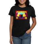 Produce Sideshow: Pepper Women's Dark T-Shirt