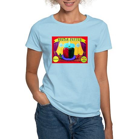 Produce Sideshow: Pepper Women's Light T-Shirt