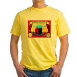 Produce Sideshow: Pepper Yellow T-Shirt