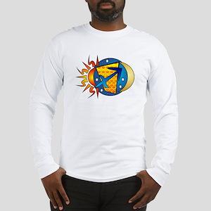 Sagitario Sagittarius Long Sleeve T-Shirt